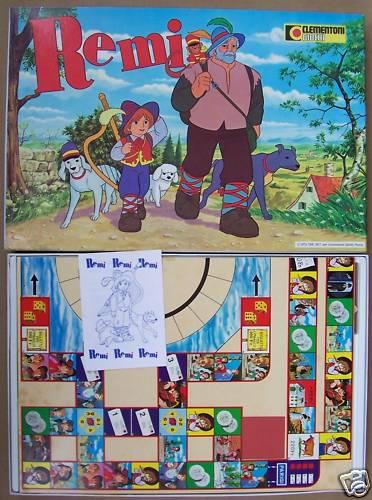 Rémi sans famille (Polistil) 1979 Remi_118