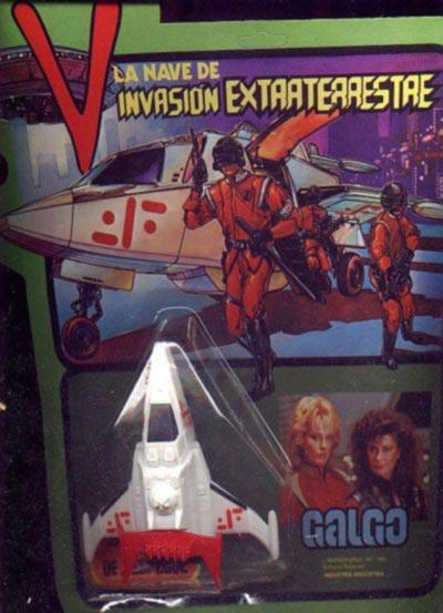 V Les Visiteurs (LJN) 1984 V_0810
