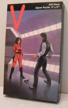 V Les Visiteurs (LJN) 1984 V_1310