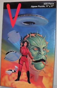 V Les Visiteurs (LJN) 1984 V_1410