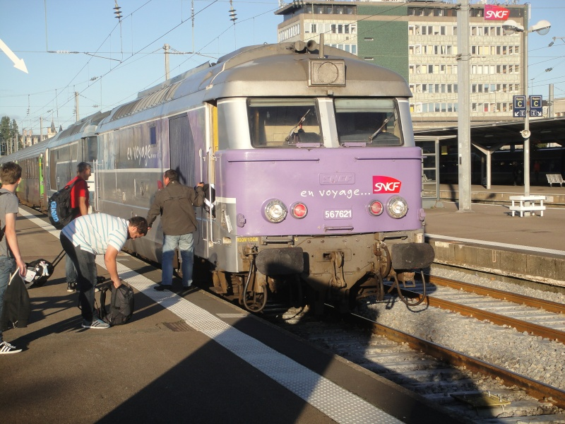 Nantes - Intercités n°3830 Quimper Bordeaux 19 sept 2015 Tiger_52