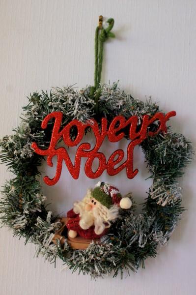 4 décembre: couronne de noel  Dsc04620