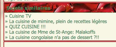 La cuisine de Mme de St-Ange: Malakoffs Captur10