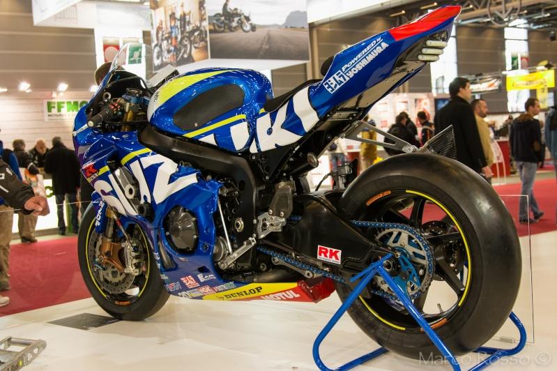 Salon de la Moto - Paris 2016... - Page 3 Suzuki11
