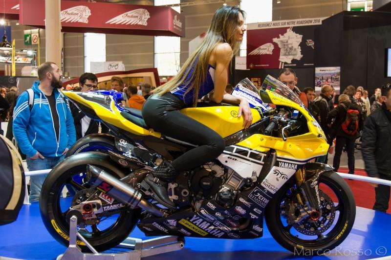 Salon de la Moto - Paris 2016... - Page 3 Yamaha10