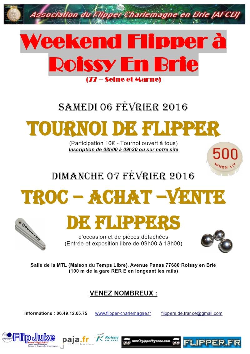 Tournoi et troc achat vente de flippers 2016 2016-013
