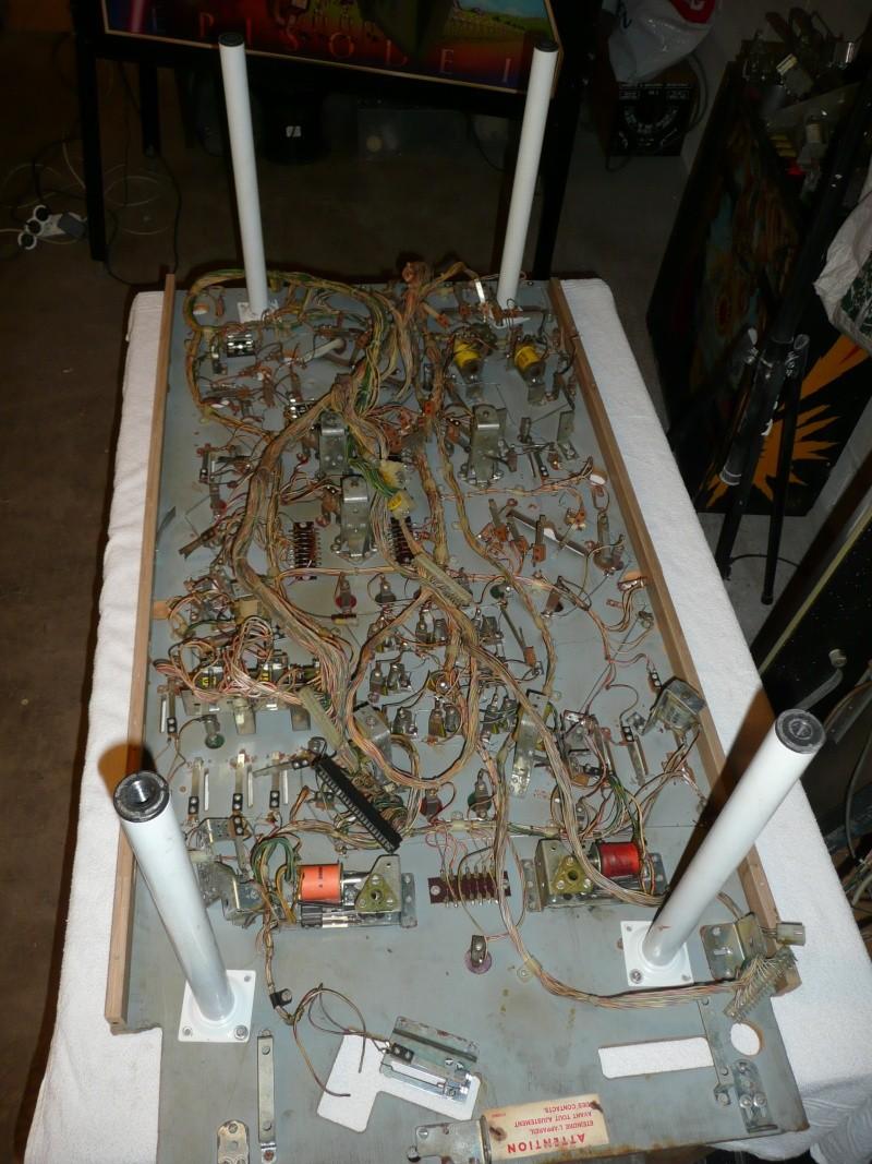 Restauration d'un Gottlieb sys80  TIME LINE - Page 3 P1150221