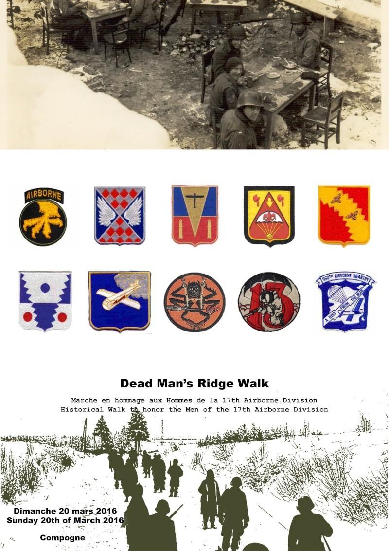 "Marche de la 17th AB ""dead man's ridge walk"" Flyer_10"