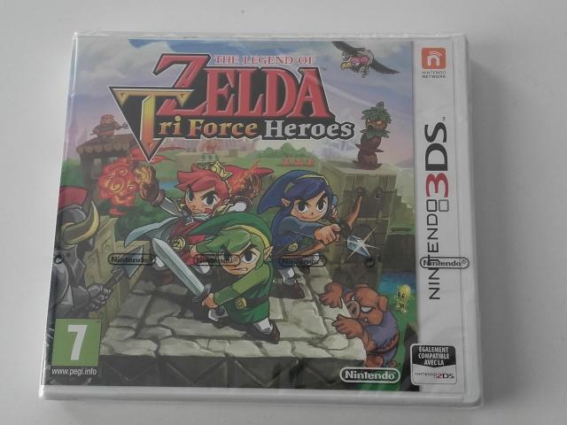 The Legend of Zelda: Tri Force Heroes 20151110