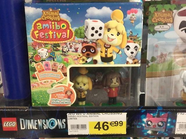 Figurines Amiibo 20151210