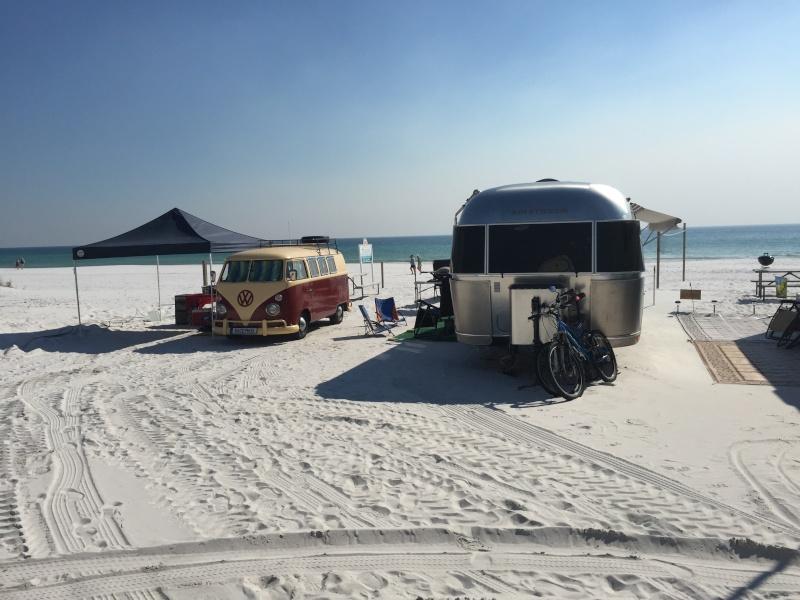 beach camp sites.  Image11