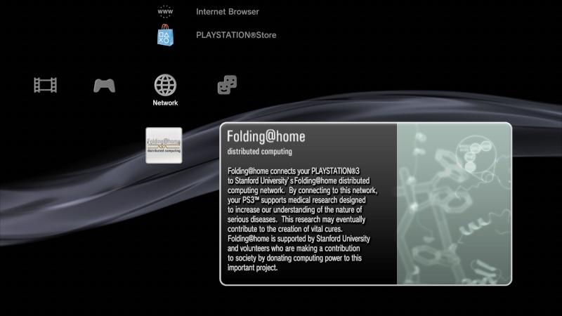 PS3 Aiuta la ricerca Folding@Home Shot-010