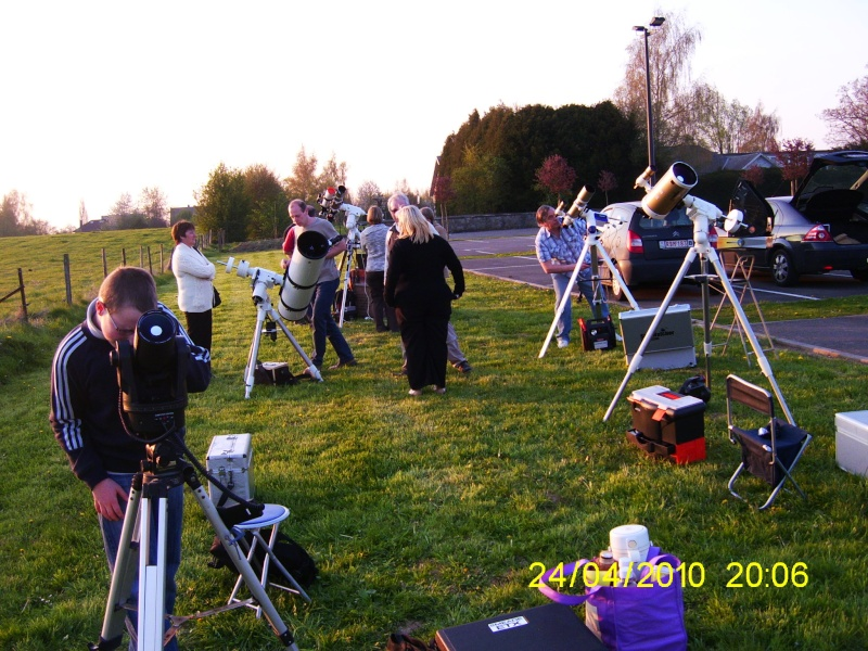 global astronomy month Fernelmont Pic_0916