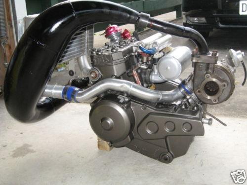 turbo pour banshee 112