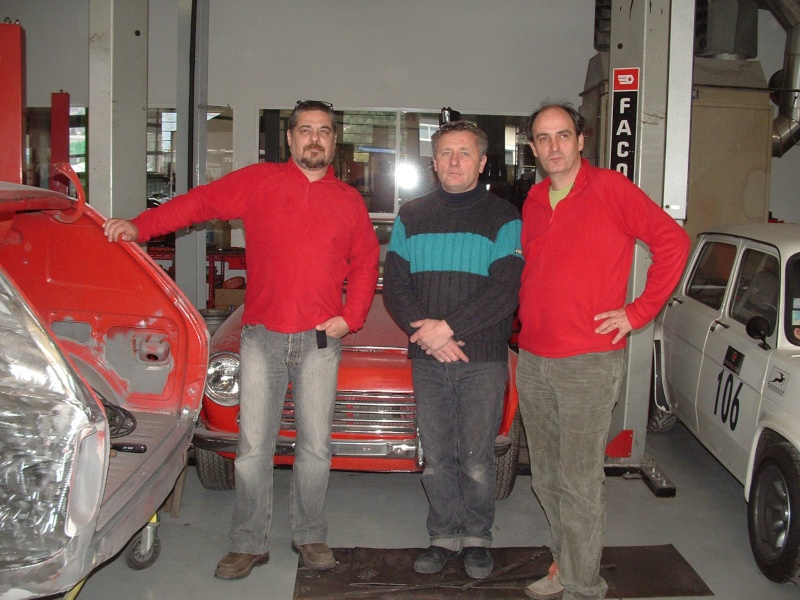 Le garage de Haute Savoie ... - Page 2 01310