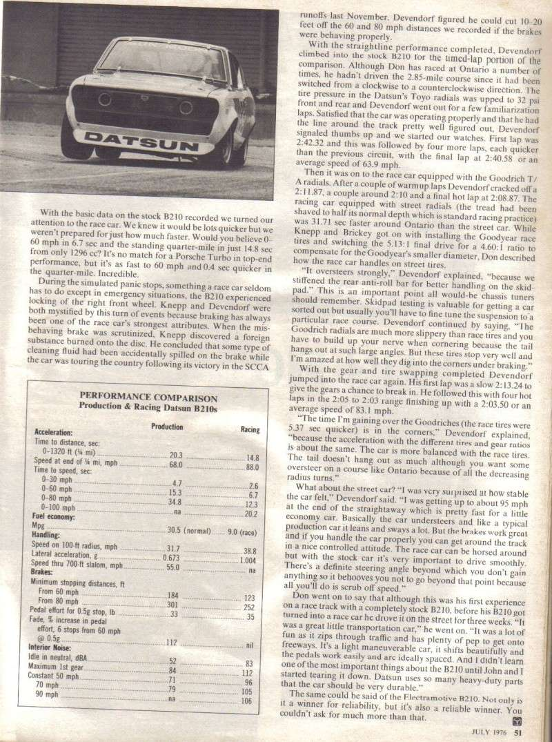 TOPIC OFFICIEL DATSUN 120Y B210 [SUNNY] - Page 2 B210_r22