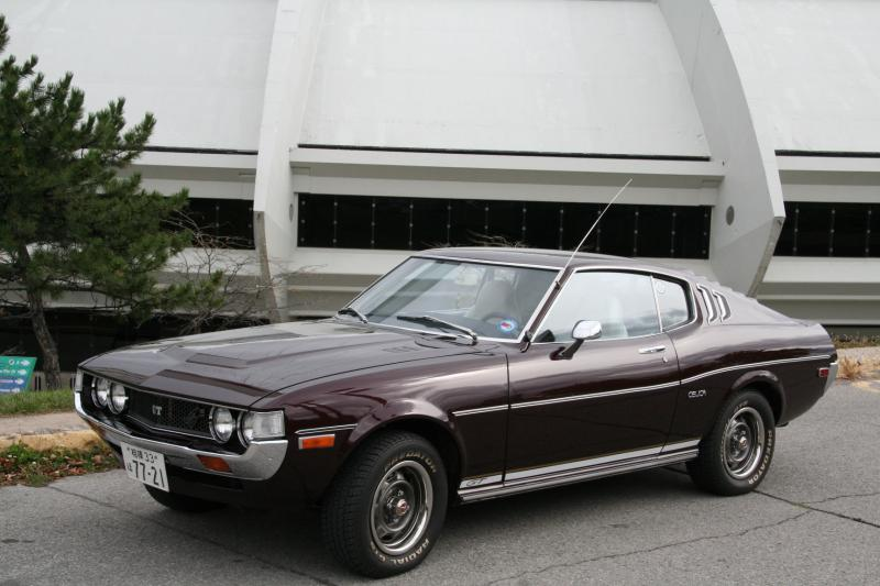 [TOPIC OFFICEL] MAZDA 121 / RX5 ou COSMO AP - Page 4 Celica11