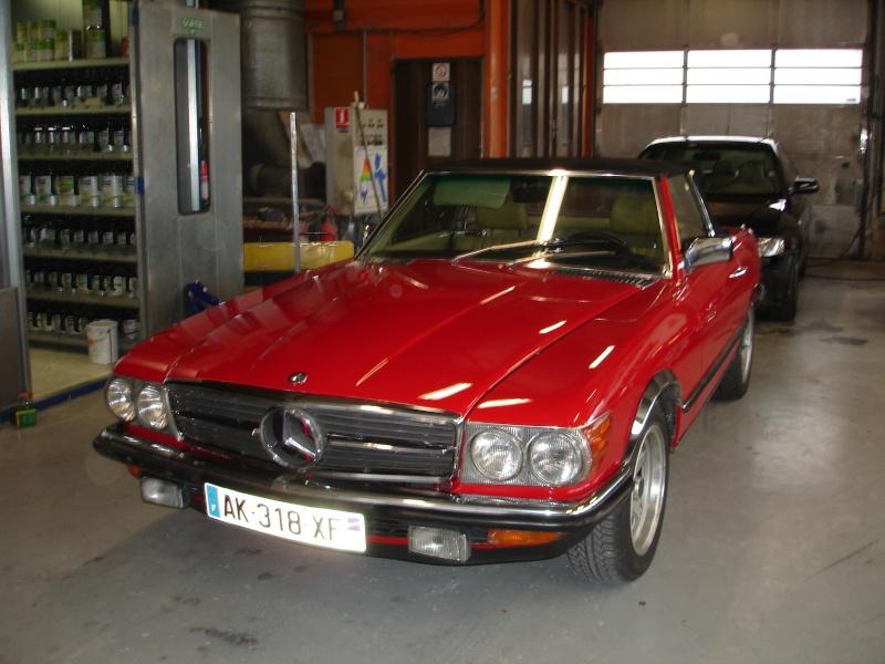 Le garage de Haute Savoie ... - Page 2 Dsc03012