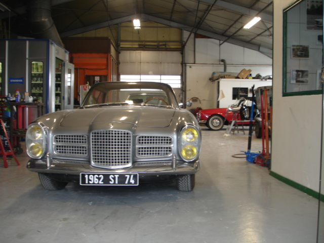Le garage de Haute Savoie ... - Page 2 Dsc03113