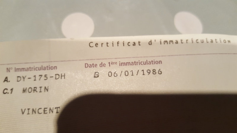 """Y est  j'ai chopé ma """" Chimère"""" : NISSAN SILVIA TURBO S12 - Page 2 Fb_img10"""