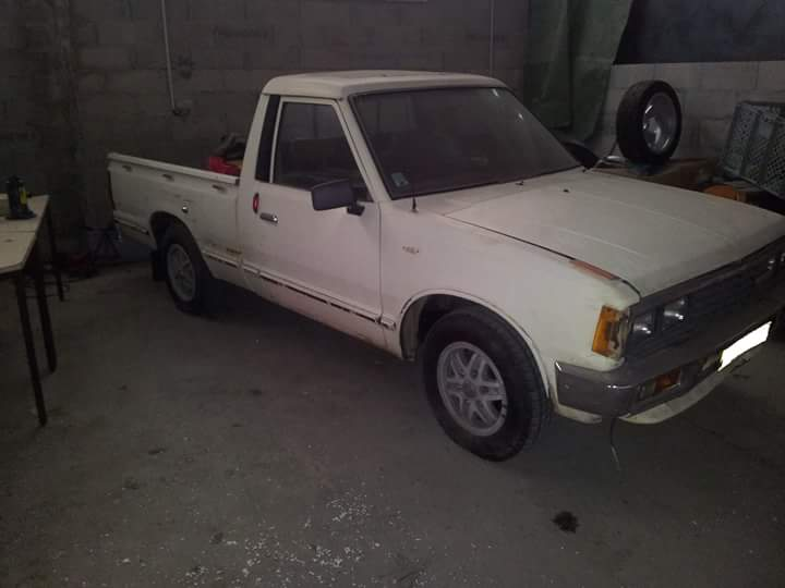 Topic officiel DATSUN pick up 720 KING CAB 2WD & 4WD - Page 3 Fb_img12