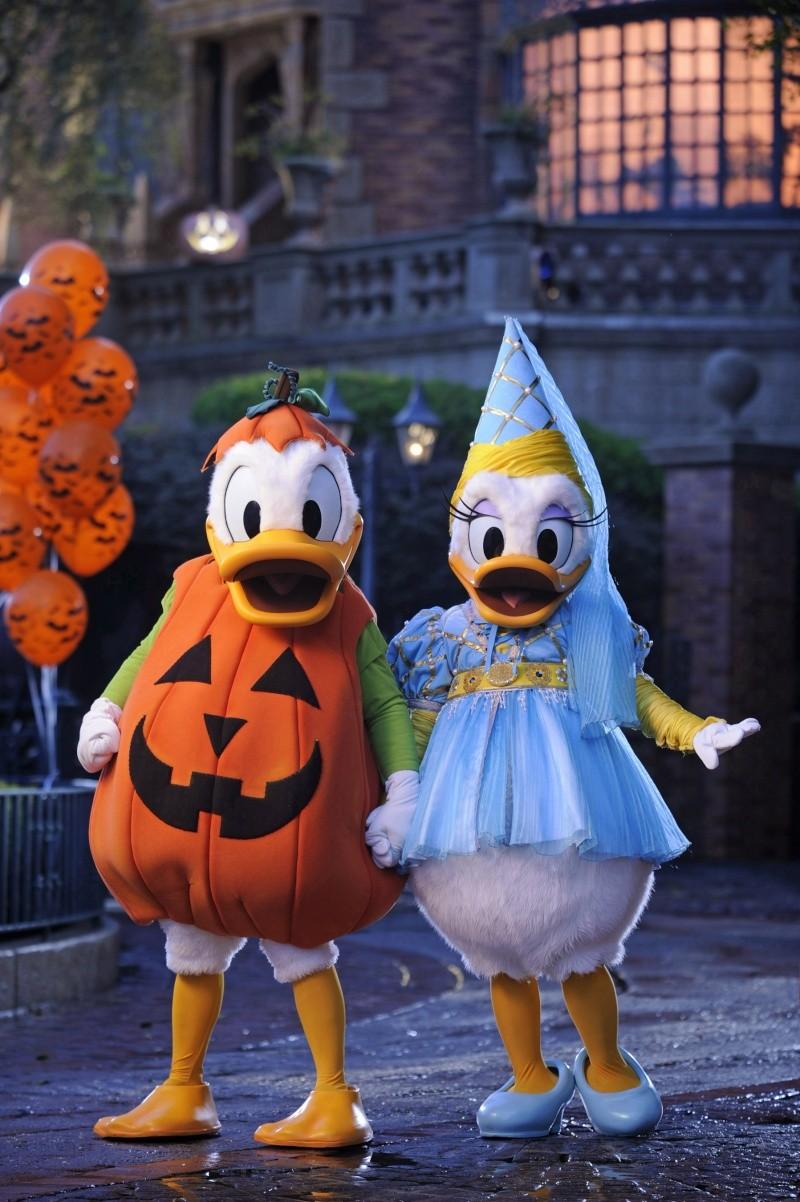 Halloween chez Disney Photo_11