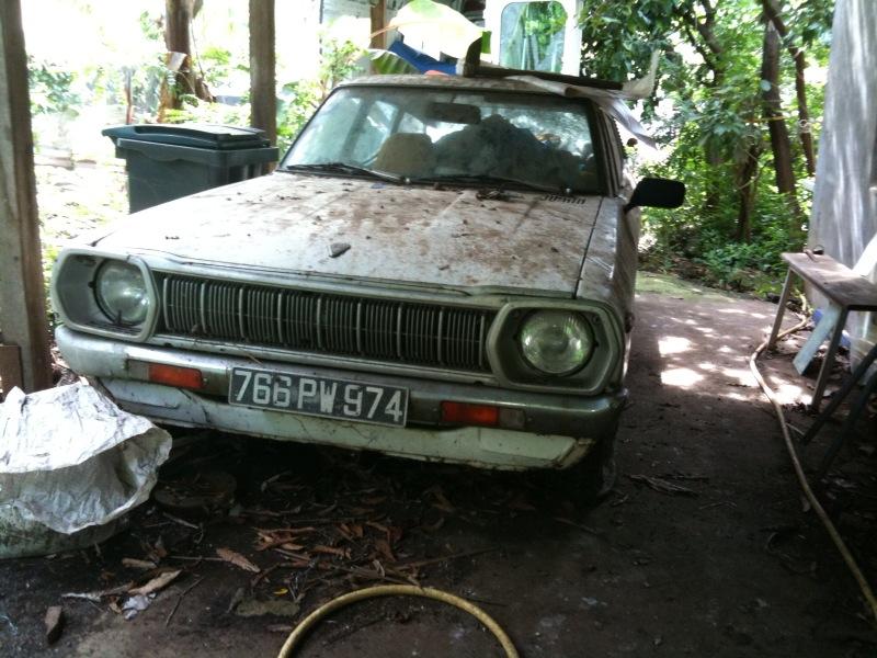Ma futur Datsun cherry FII... Datsun10