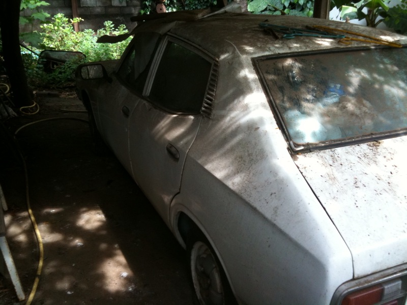 Ma futur Datsun cherry FII... Datsun11