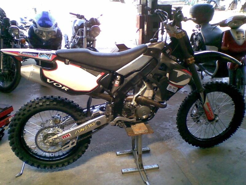 Tecstra mx 450 (Foto) 30042010