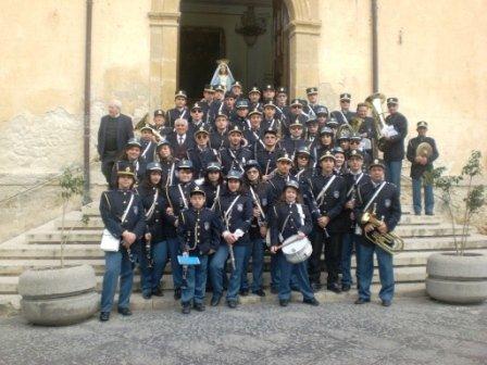 """La Banda Musicale """"S. Lumia"""" di Butera (Cenni Storici) N1604510"""