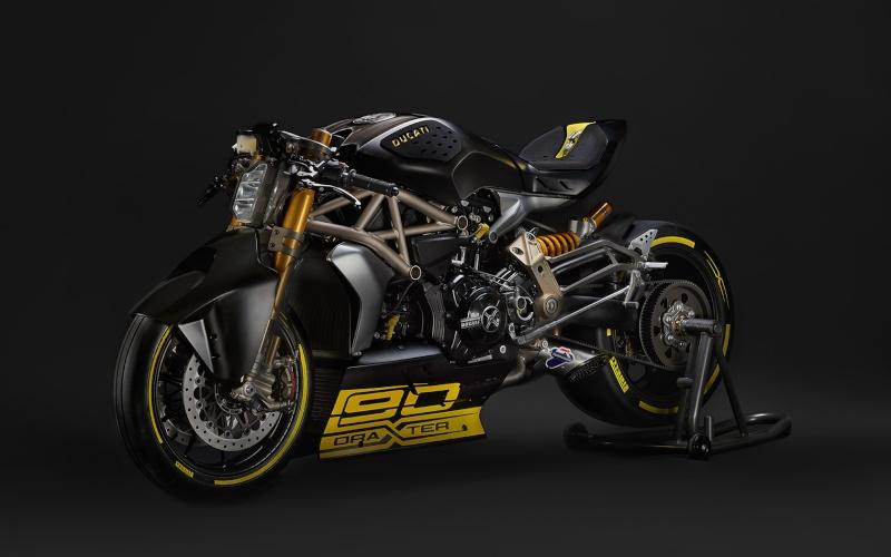 Ducati Xdiavel  3-4ant10