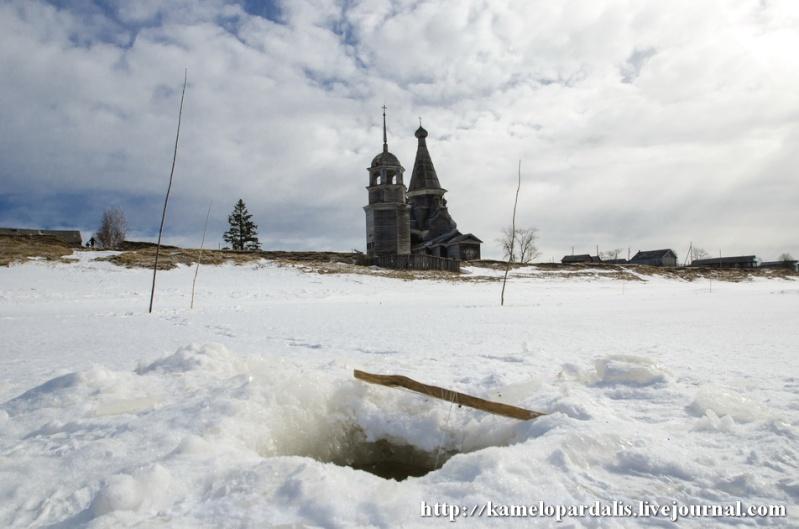 Москва - Онега, путь к Северной Руси: 1zv3hw15