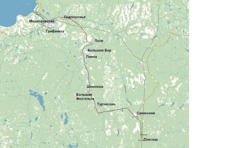 Москва - Онега, путь к Северной Руси: 1zv3hw20