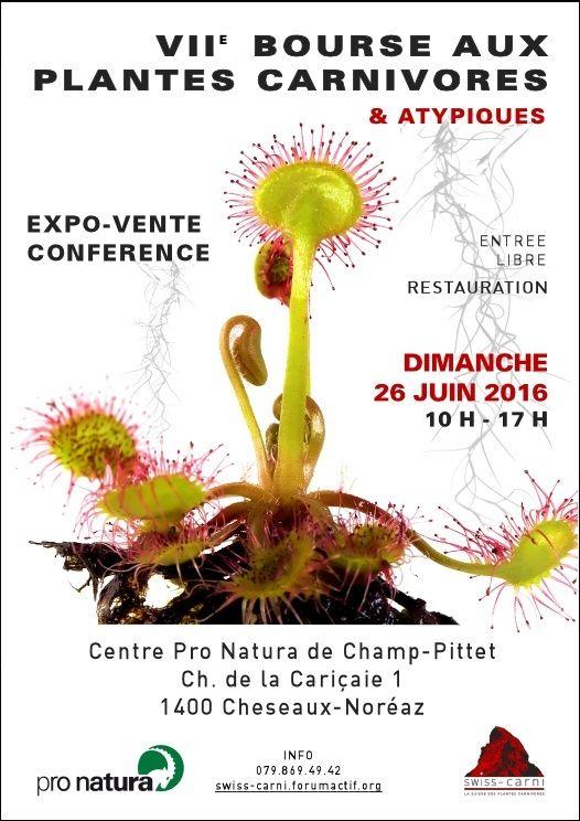 7ème bourse aux plantes carnivores - Page 2 Bourse10
