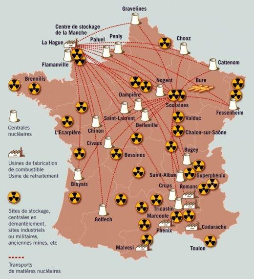 Si vous habitez dans un rayon de 10km autour d'un site nucléaire 0_cart10