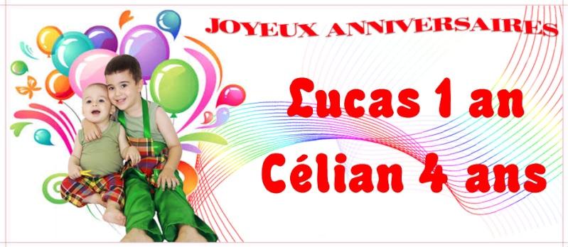 Etiquettes pour anniversaire Celian10