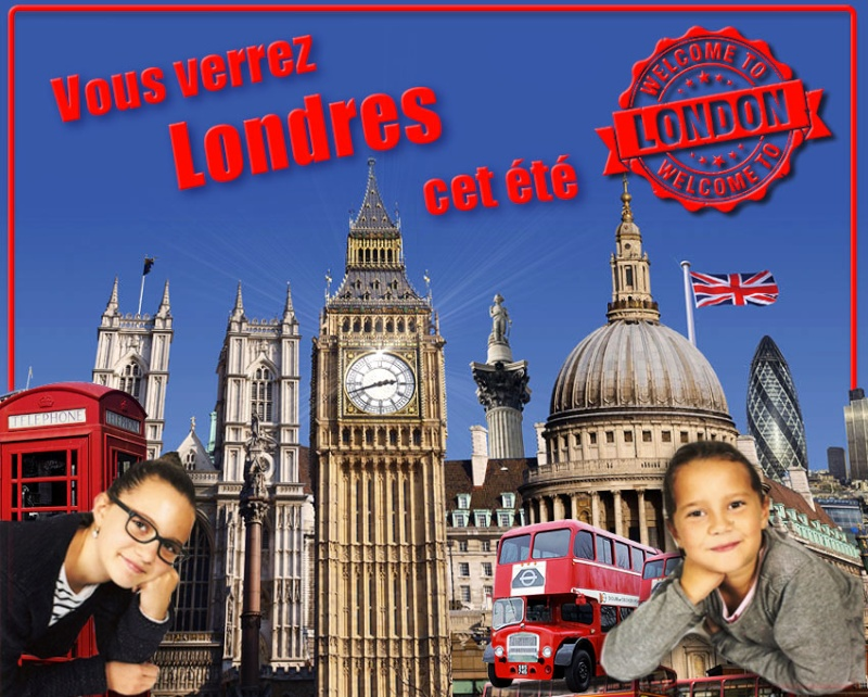 Montage carte week-end à Londres Londre13