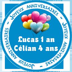 Etiquettes pour anniversaire Lucas_10