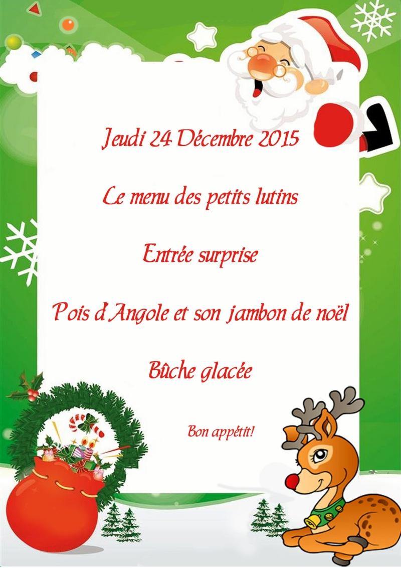 Menu Noël crèche Menu10