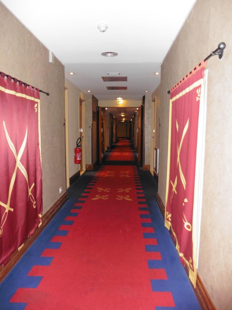 [Hôtel partenaire] Vienna House Dream Castle Paris - Page 13 P1030330