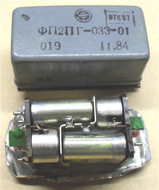 Пьезокерамические фильтры XX века 0d82c710