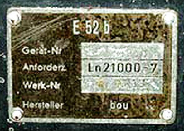 Кельны Е52 21000-10
