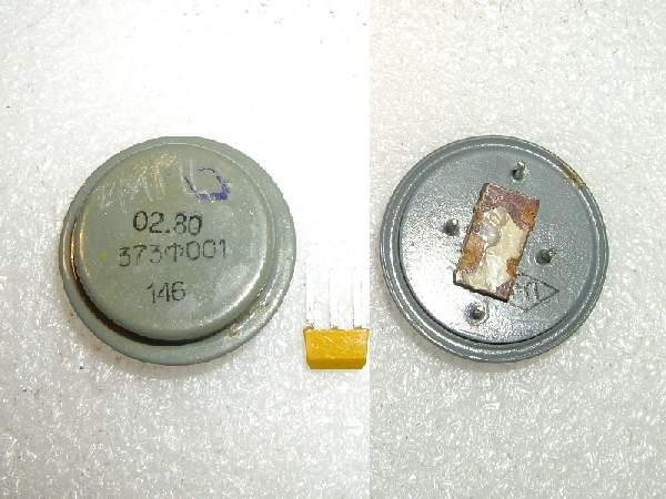 Кварцы в металлических корпусах Б1-Б3, М1-М3 373f0010