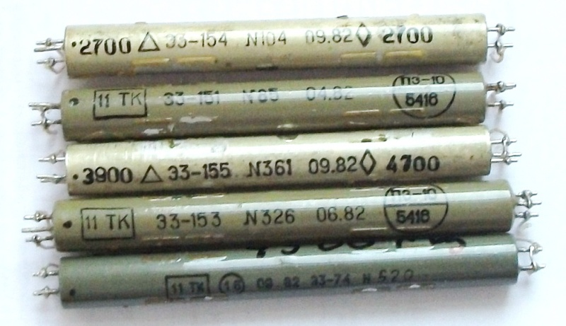 Электромеханические фильтры (ЭМФ, ФЭМ) _128_e11