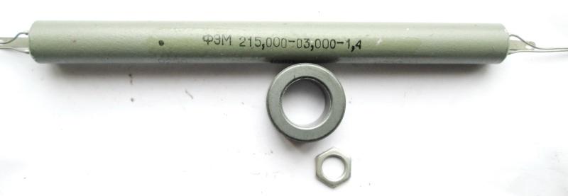 Электромеханические фильтры (ЭМФ, ФЭМ) _215_310