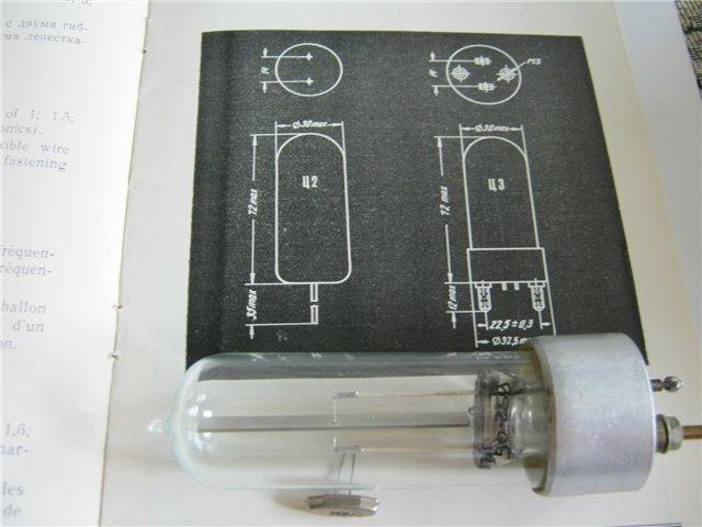 Вакуумированные резонаторы в стеклянных корпусах. Aedi_210