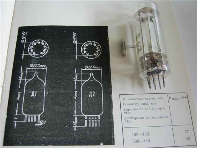 Вакуумированные резонаторы в стеклянных корпусах. Aedi_o10