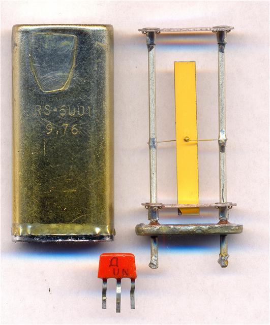 Кварцы в металлических корпусах Б1-Б3, М1-М3 Eo_i1_10