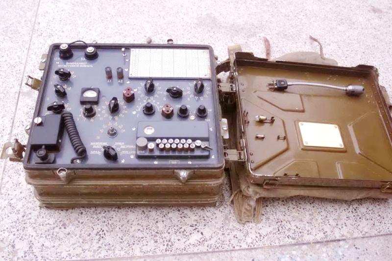"""Загадочные рации, или """"X-радио"""". Hf_set10"""