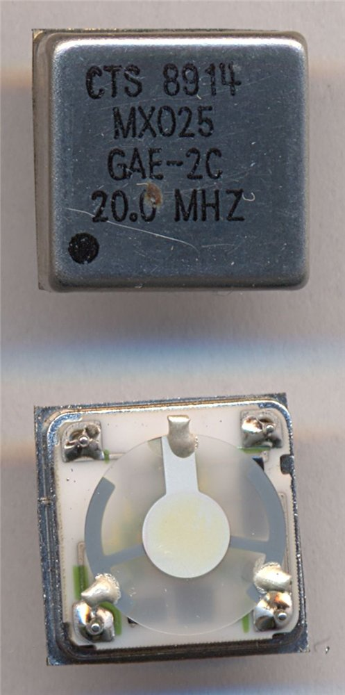 Кварцевые генераторы как готовые изделия Iieaii11